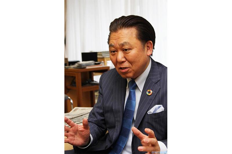 インタビュー/富山市長・森雅志氏 都市の魅力高め企業誘致促進