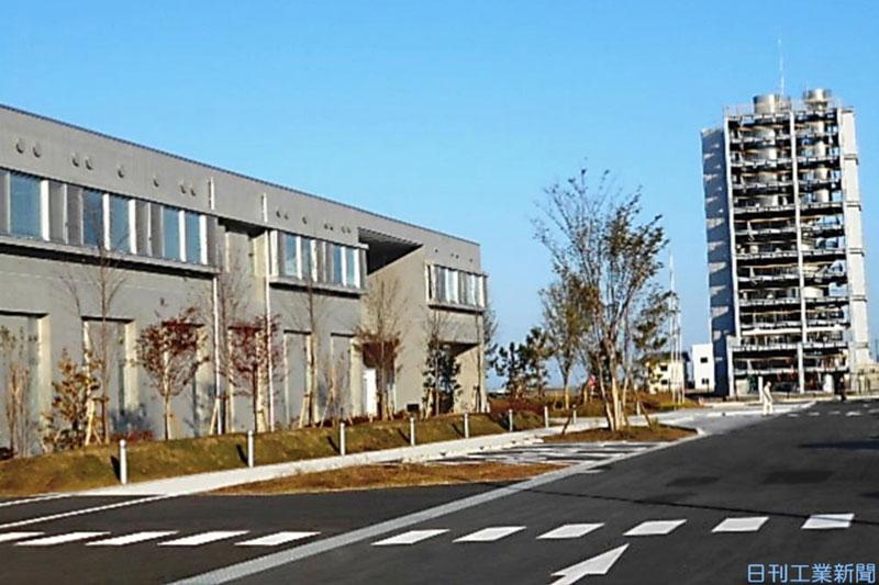 躍動・福島ロボット産業 テストフィールド、3月末全面完成 | 工業団地 ...