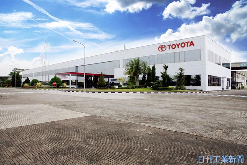 新型コロナ/トヨタ、インドネシア工場の稼働停止 | 工業団地インフォ ...